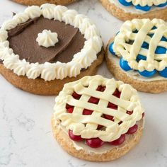 Easy Pie Cookies