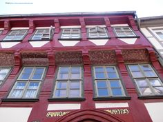Traditional architecture in the old city