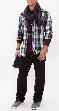 Shop By Outfits: Back In Black | Buckle.com