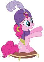 Madam Pinkie by ~sircinnamon on deviantART