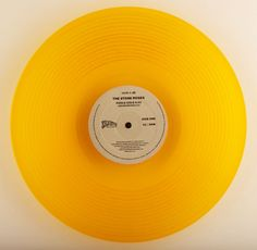 The Stone Roses – Fool's Gold gold/orange/yellow vinyl