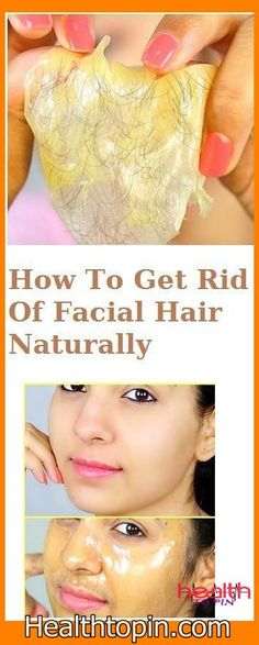 How To Get Rid Of Facial Hair Naturally #beauty #health #unwantedfacialhairRemove #skin #remedies
