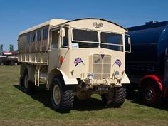 641 XUX, 1943 AEC Matador Rescue Vehicles, Army Vehicles, Vintage Trucks, Old Trucks, Classic Trucks, Classic Cars, Dad's Army, Pedal Cars, Jeep Truck