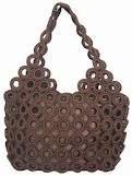 a brass ring bag!
