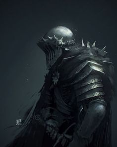 """. """"Knight"""" by soft-h"""