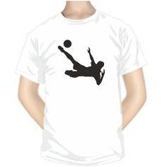 Tee shirt de sport : FOOTBALLEUR - Pour les sportifs - SiMedio