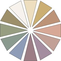 1000 images about colour analysis soft summer on - Muted purple paint colors ...