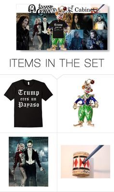 """It's a Maybe...."" by leotajane ❤ liked on Polyvore featuring art and politics"