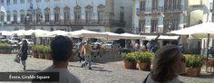 Picture taken at #Giraldo square in #Évora, #Alentejo, #Portugal