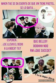 Namjin, Spanish Memes, I Love Bts, Yoonmin, Kpop, Bts Boys, Jikook, K Idols, Hoseok