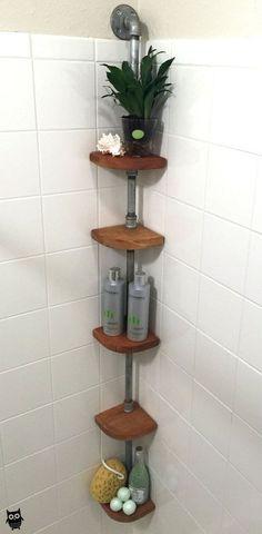 Intelgent Small Bathroom Storage and Organization Ideas - Bathroom Flooring Diy Bathroom, Small Bathroom Storage, Bathroom Flooring, Bathroom Organization, Organization Ideas, Bathroom Ideas, Bathroom Makeovers, Master Bathroom, Remodel Bathroom