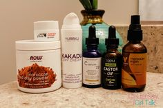 Current Skin Care Routine - Moisturizers, Serums and Night Time Products. Great anti aging natural products for those in their 20s, 30s and 40s.
