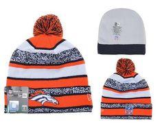 Denver Broncos Knit beanie (027)