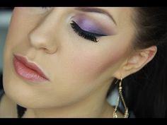 Purple Eyes | Stila In the Moment Palette - YouTube