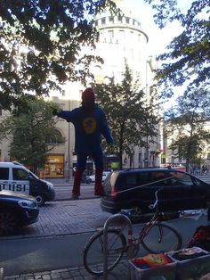 real superman in finland ;)