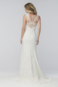 Wtoo by Watters - Stella @ Town and Country Bridal Boutique - St. Louis, MO - www.townandcountrybride.com