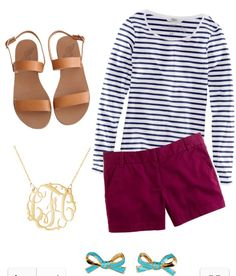Kate spade and stripes