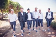 010 Beach Wedding Attire for Grooms and Groomsmen by SouthBound