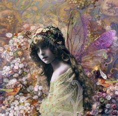 Mermaids and Fairies by roxie