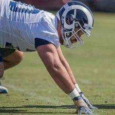 Casey Sayles, Los Angeles Rams. 2017