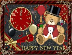 Another fresh new year is here  Another year to Live, Laugh, Love and Give!