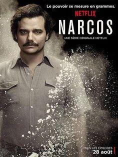 Loin d'un simple biopic de Pablo Escobar, Narcos retrace la lutte acharnée des États-Unis et de la Colombie contre le cartel de la drogue de Medellín, l'organisation la plus lucrative et impitoyable de l'histoire criminelle moderne. En multipliant les points de vue — policier, politique, judiciaire et personnel — la série dépeint l'essor du trafic de cocaïne et le bras de fer sanglant engagé avec les narcotrafiquants qui contrôlent le marché avec violence et ingéniosité. Biopic de Pablo…