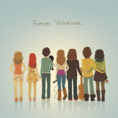 Image uploaded by Ariana Grande. Find images and videos about ariana grande, victoria justice and victorious on We Heart It - the app to get lost in what you love. Tori And Beck, Jade And Beck, Victorious Nickelodeon, Icarly And Victorious, Cartoon Shows, Cartoon Art, Jade West Victorious, Cat Valentine Victorious, Nickelodeon Shows