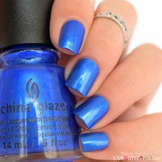 China Glaze Frosbite