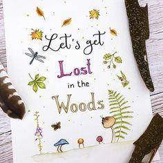 TräuMeli (@traeumeli) • Instagram-Fotos und -Videos Lost In The Woods, Lets Get Lost, Autumn, Let It Be, Videos, Instagram, Fall Season, Fall