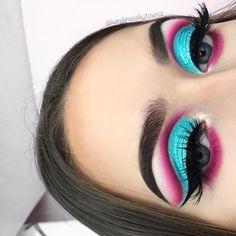 Gorgeous Makeup: Tips and Tricks With Eye Makeup and Eyeshadow – Makeup Design Ideas Makeup Eye Looks, Beautiful Eye Makeup, Eye Makeup Art, Makeup For Brown Eyes, Cute Makeup, Eyeshadow Makeup, Eyeliner, Drugstore Makeup, Makeup Geek
