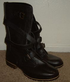 Awesome motorcycle boots! On Ebay! $29.99 or best offer
