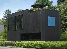 Designline Wohnen - Projekte: Fenster zum Wald | designlines.de