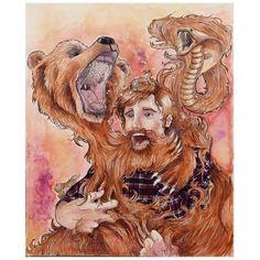 Pogonophobia: Fear of Beards
