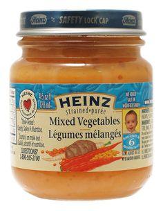 Baby Food Vegetables, Gerber Baby, Vegetable Recipes, Baby Food Recipes, Cute Babies, Foods, Recipes For Baby Food, Food Food, Food Items