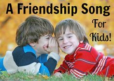 Friendship Song for Kids, Canzoncina dell'amicizia