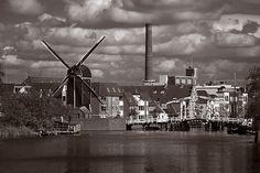 Zwart-witfotografie, Leiden