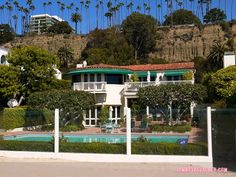 Louis B. Mayer Santa Monica Beach House
