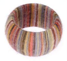 The Yarbie JUMBO Yarn Bangle.