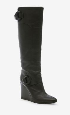 Balenciaga Black Boot