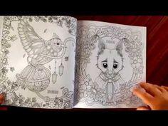 FANTASTIC ANIMALS Coloring Book