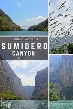 A Complete Budget Guide to Sumidero Canyon, Mexico