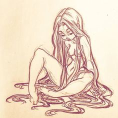 bit tangled #art #draw #drawing #illustration #concept #conceptart #instaart #doodle #sketch #sketchbook #character #design