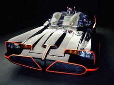 The original Batmobile, I saw this in a parade when I was a kid in Michigan.