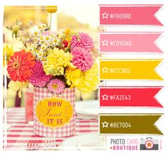 How Sweet It Is - Photo Card Boutique