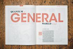 LEAGUE QUARTERLY JOURNAL - Spreads via MagSpreads