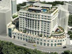 Gloria Hotel, Rio de Janeiro     Rm 710 - corner suite, my home for 3 years
