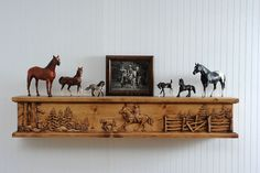 Custom woodcarving carved fireplace mantels http www for Ramsey fireplace