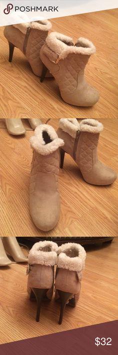 High heel ankle boots Brand new high heel ankle boots. Shoes Ankle Boots & Booties