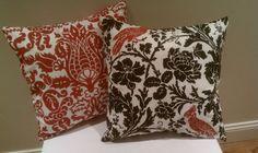 Red-Black-White-Pillows