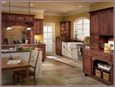 Striking Kitchen Cabinets Lights